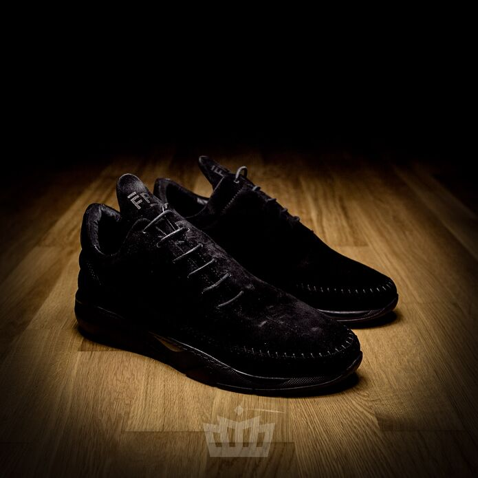 Filling Pieces Apache Runner Low All Black