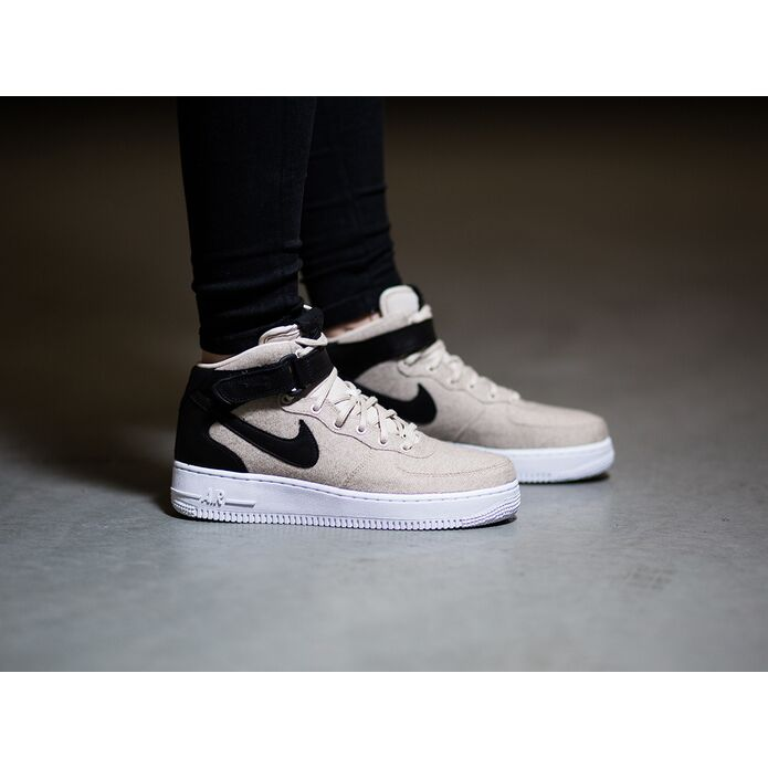 Nike Air Force 1 '07 Mid Leather Premium 857666 001