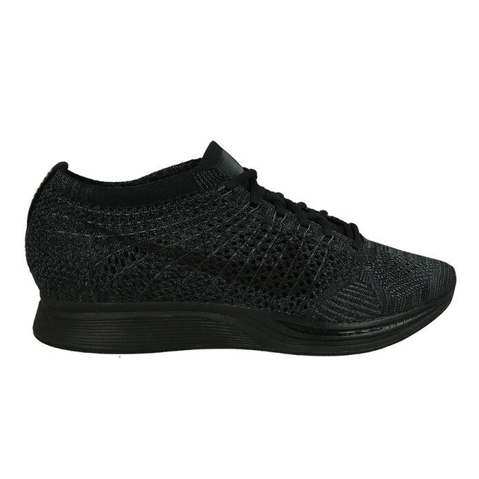 Nike Flyknit Racer Triple Black 526628 009