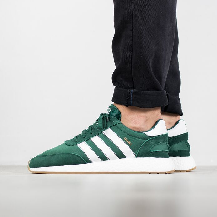 adidas Originals Iniki Runner Collegiate Green BY9726