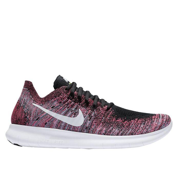 Оригинальные кроссовки Nike Wmns Free RN Flyknit 2017 Racer Pink