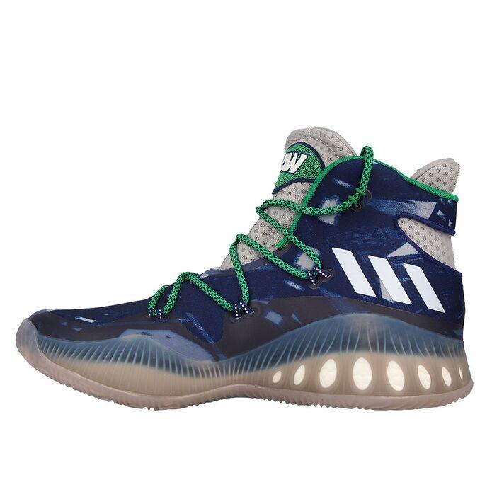 Баскетбольные кроссовки adidas Crazy Explosive Mystery Blue
