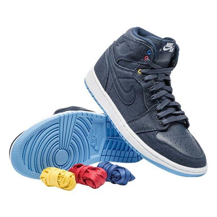 Баскетбольные кроссовки Air Jordan 1 Retro High OG Family Forever
