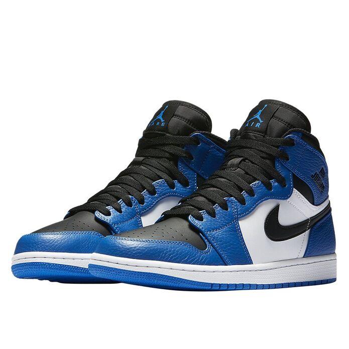 Баскетбольные кроссовки Air Jordan 1 Retro High Soar Blue
