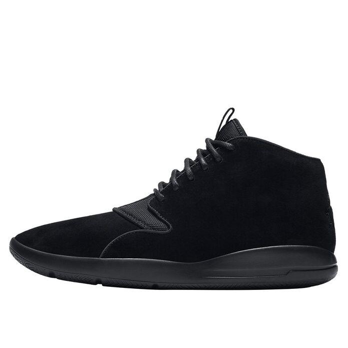 Баскетбольные кроссовки Jordan Eclipse Chukka Leather All Black
