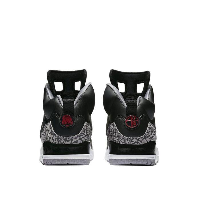 Баскетбольные кроссовки Jordan Spiz'ike Black/Cement
