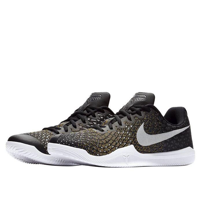 Баскетбольные кроссовки Nike Mamba Instinct Dynamic Yellow
