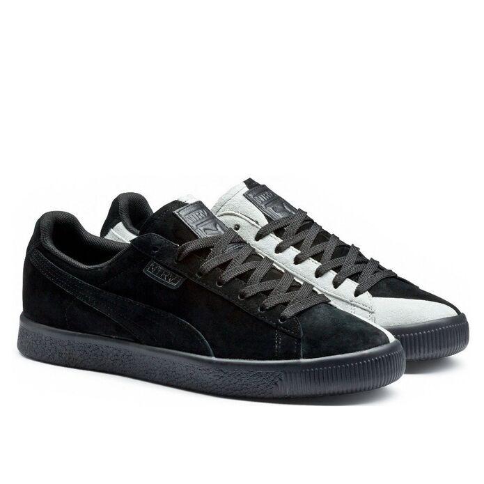 Оригинальные кроссовки Puma x Staple NTRVL Clyde