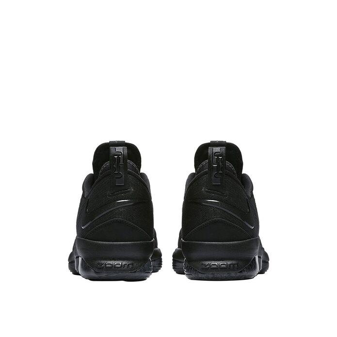 Баскетбольные кроссовки Nike LeBron XIV Low Triple Black