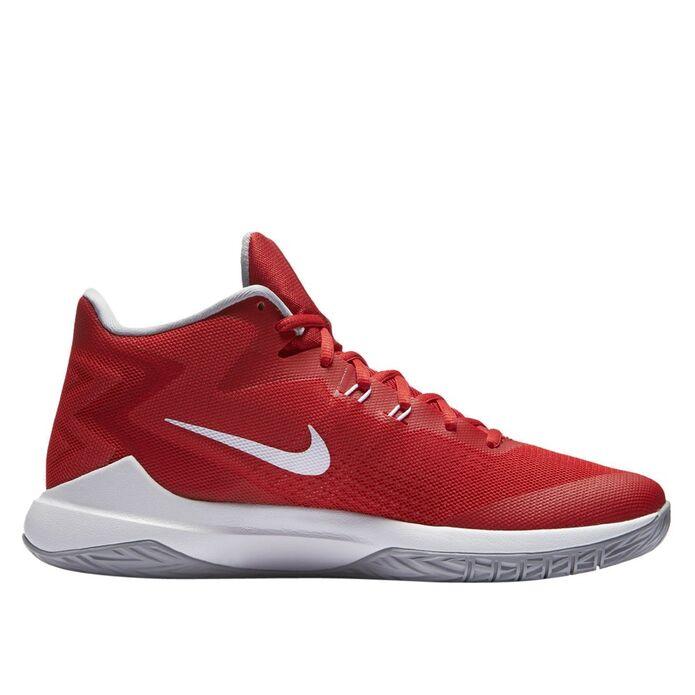 Баскетбольные кроссовки Nike Zoom Evidence University Red
