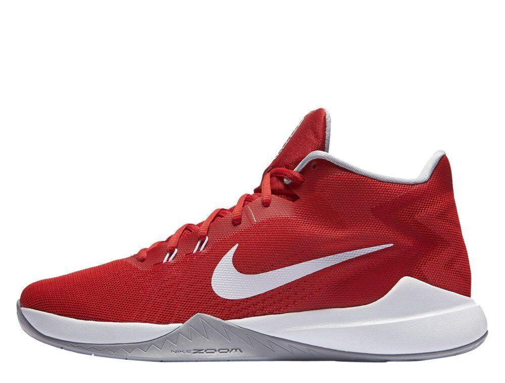 f989a833c65dfe Купить баскетбольные кроссовки Nike Zoom Evidence University Red в ...