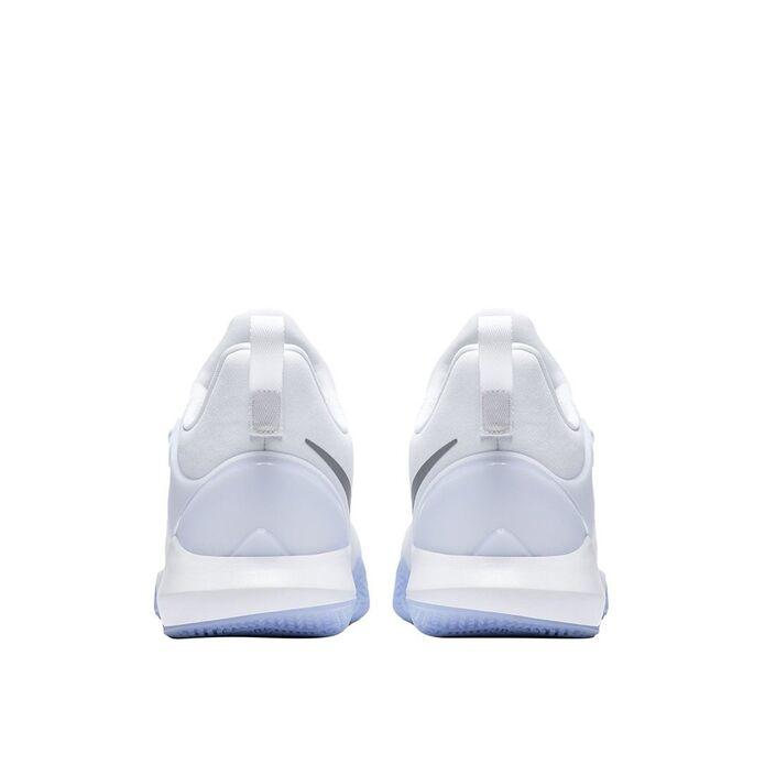 Баскетбольные кроссовки Nike Zoom Shift White/Silver