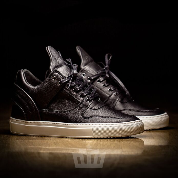 filling pieces low top transformed classic black