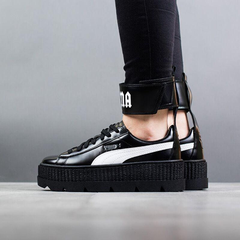 premium selection fd8f3 75158 Puma x Fenty Rihanna Ankle Strap Sneaker 366264 03