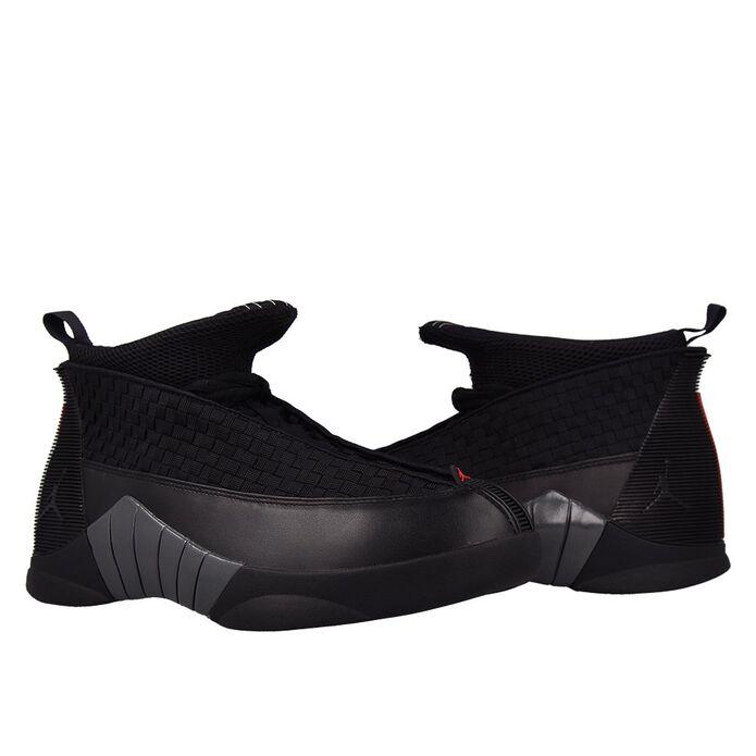 Баскетбольные кроссовки Air Jordan 15 Retro Stealth