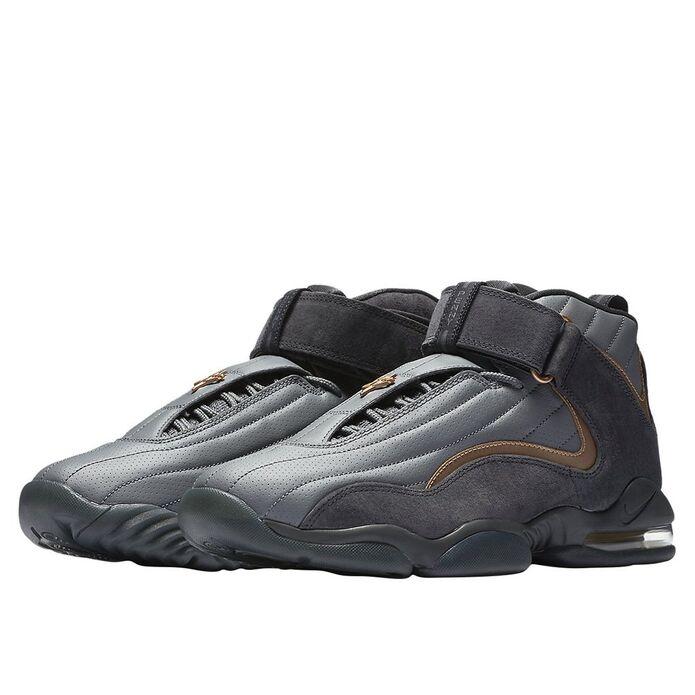 Баскетбольные кроссовки Nike Air Penny IV Wolf Grey