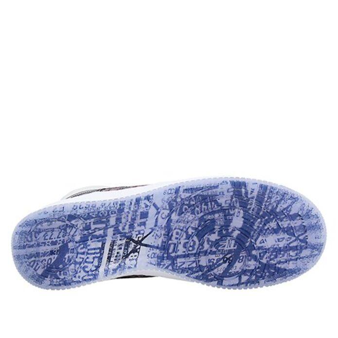 Оригинальные кроссовки Nike Air Force 1 High Comfort LW Premium QS Quai 54