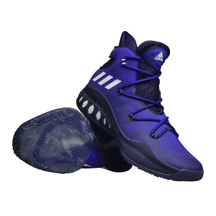Баскетбольные кроссовки adidas Crazy Explosive Royal