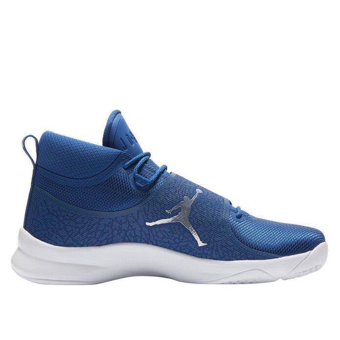 Баскетбольные кроссовки Jordan Super.Fly 5 PO Team Royal