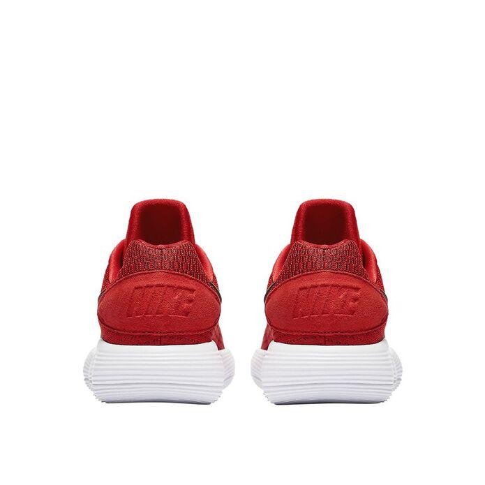 Баскетбольные кроссовки Nike Hyperdunk 2017 Low University Red