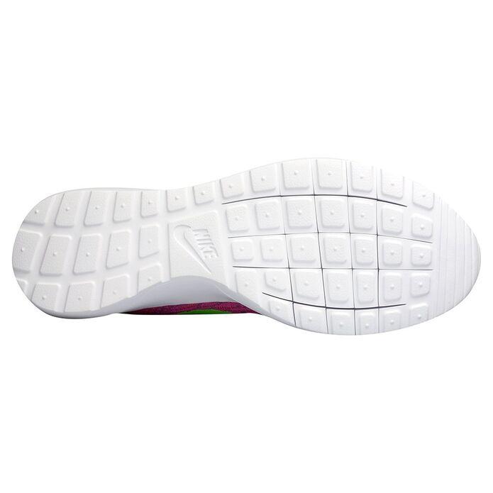 Кроссовки Nike Flyknit Rosherun Pink Flash (677243-601)