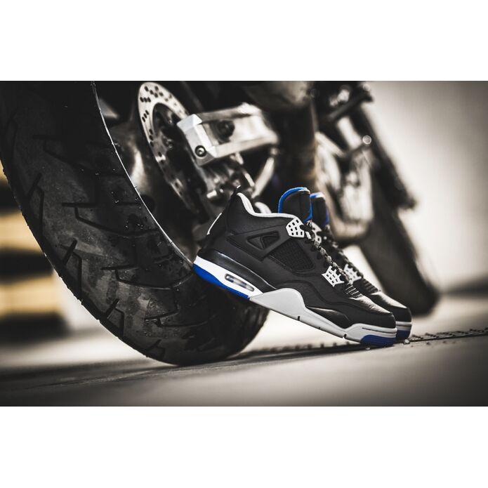 """Air Jordan 4 """"Motorsport Away"""""""