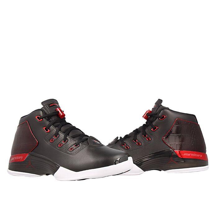 """Баскетбольные кроссовки Air Jordan 17+ Retro """"Bulls"""""""