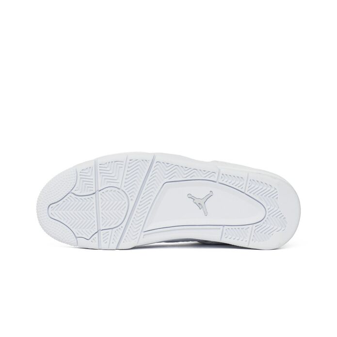 """Баскетбольные кроссовки Air Jordan 4 Retro """"Pure Money"""""""