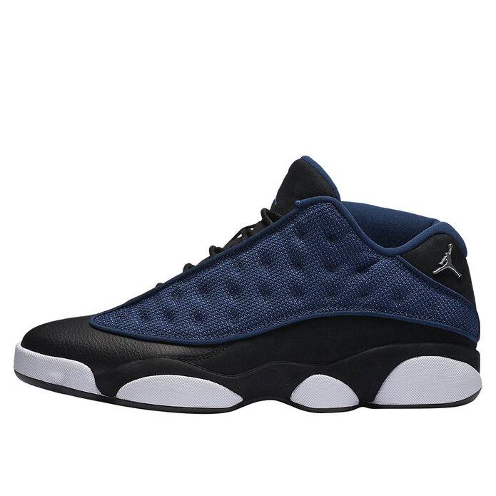 """Баскетбольные кроссовки Buty Air Jordan 13 Retro Low """"Brave Blue"""""""