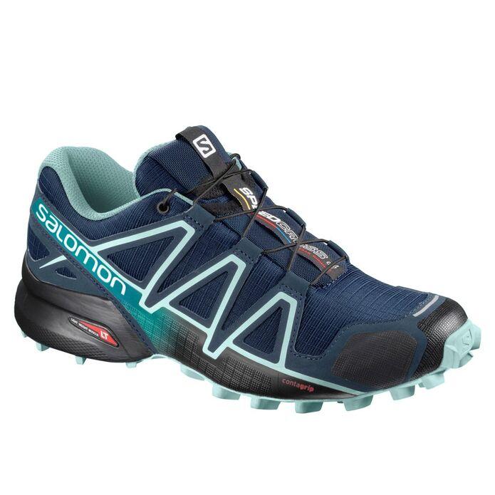 Кроссовки для бега Salomon Speedcross 4 W Petrol