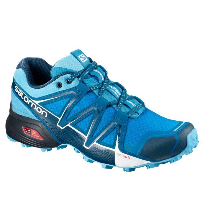 Кроссовки для бега Salomon Speedcross Vario 2 W Niebieskie