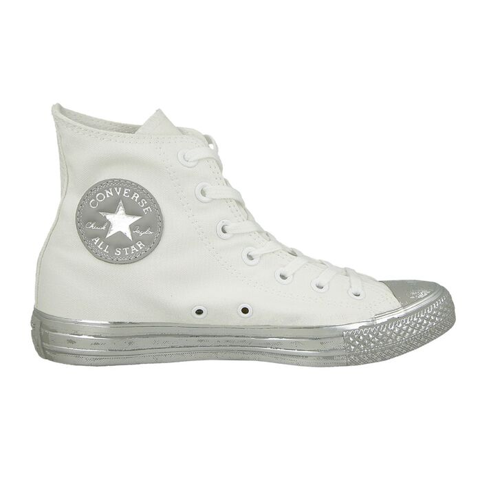 "Converse Chuck Taylor All Star Hi ""Metallic Contrast"" 156769C"