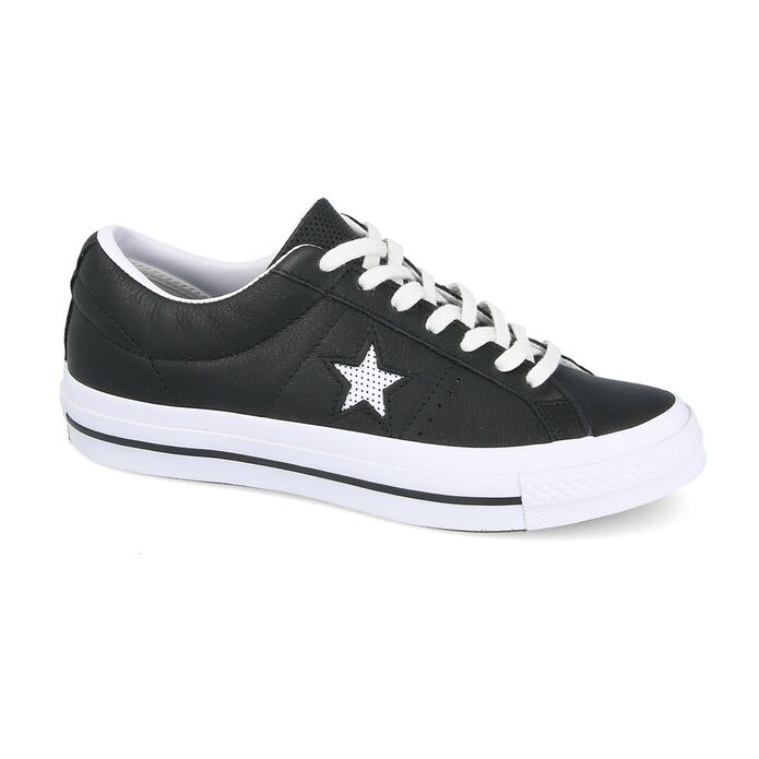 Converse One Star Perforated Leather 158465C