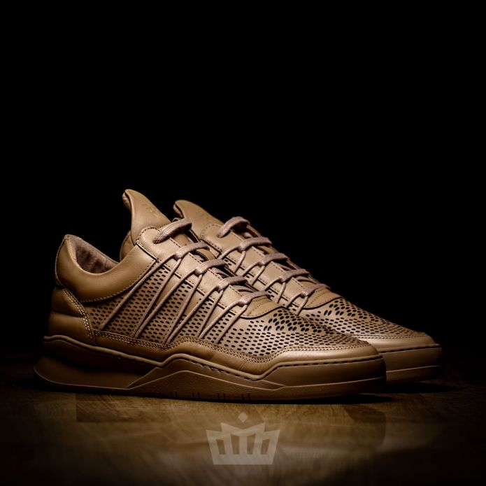 Filling Pieces Low Top Ghost Cane Dessert Brown