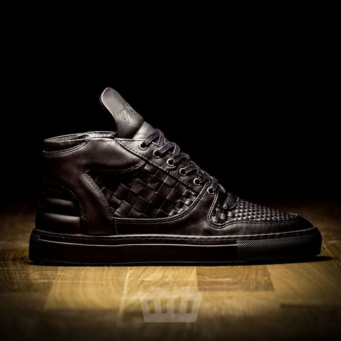 filling pieces mid top transformed acp woven black