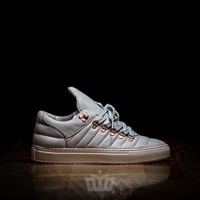 filling pieces Mountain cut padded baby blue