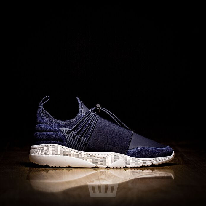 Filling Pieces Runner 3.0 Fuse Low Caviar Navy