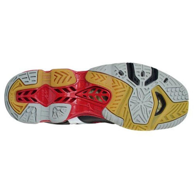 Купить волейбольные кроссовки Mizuno Wave Tornado 8 MID в Минске ... e44766fd233