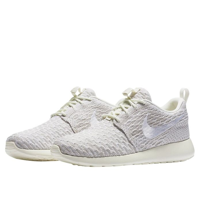 """Nike Wmns Roshe One Flyknit """"Sail"""""""