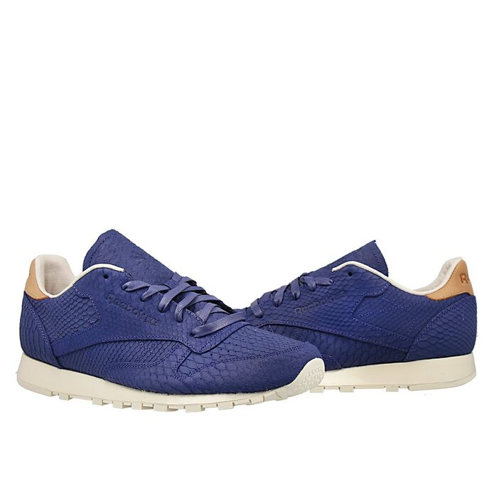Reebok Classic Leather Clean Lux
