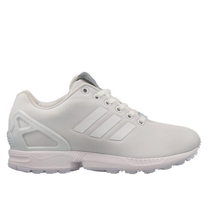 "adidas ZX Flux Women ""All White"""