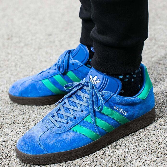 """adidas Gazelle """"Blue"""""""