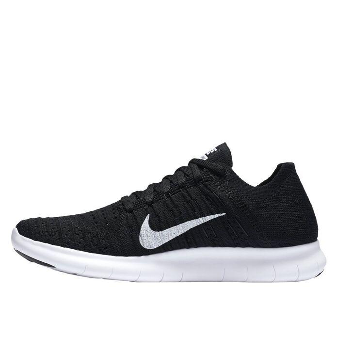 "Nike Wmns Free RN Flyknit ""Black"""