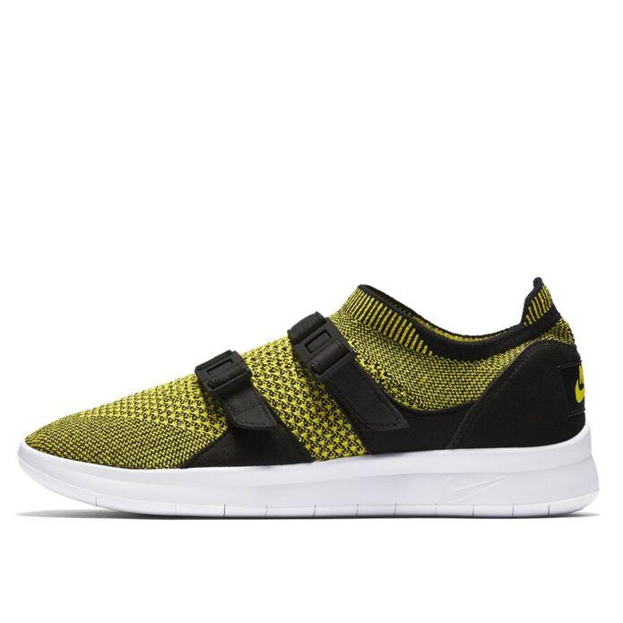 "Nike Wmns Air Sock Racer Flyknit ""Yellow Strike"""