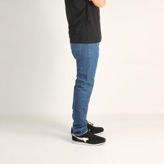 Джинсы Dislabel Slim Pants blue