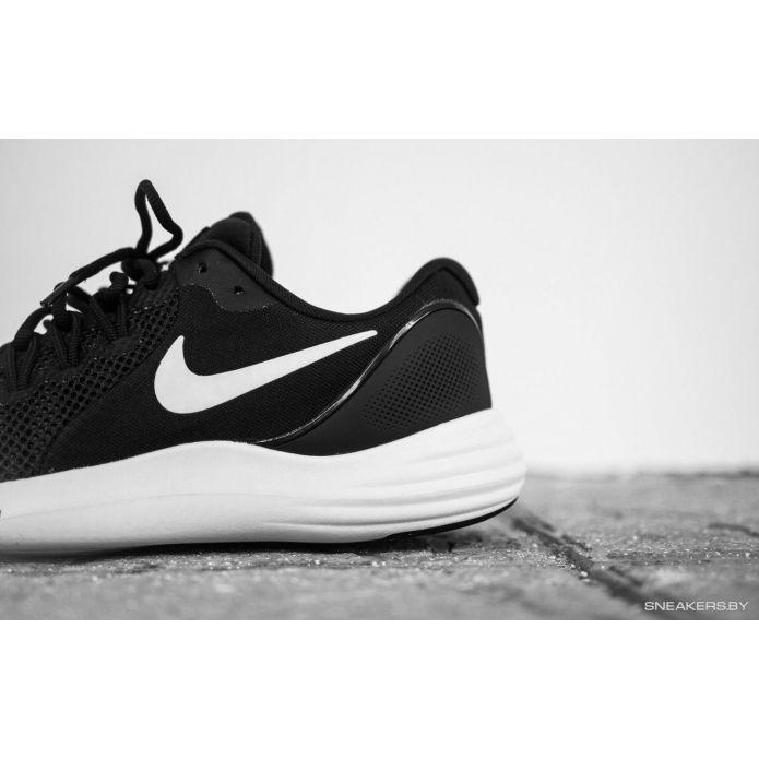 кроссовки Nike Lunar Apparent Black\White