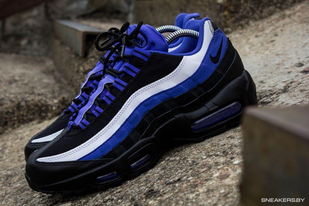 Оригинальные Nike Air Max 95 Essential (749766-501) купить Обувь в ... b7c4474d6dc