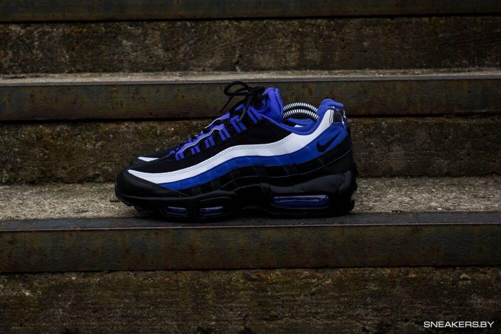 Оригинальные Nike Air Max 95 Essential (749766-501) купить Обувь в ... d937b7d283967