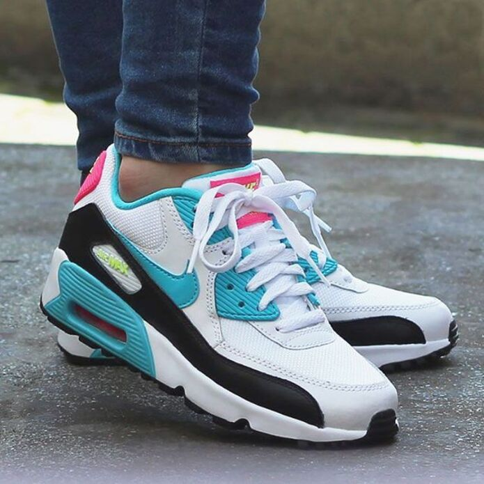 кроссовки Nike Air Max 90 (GS)