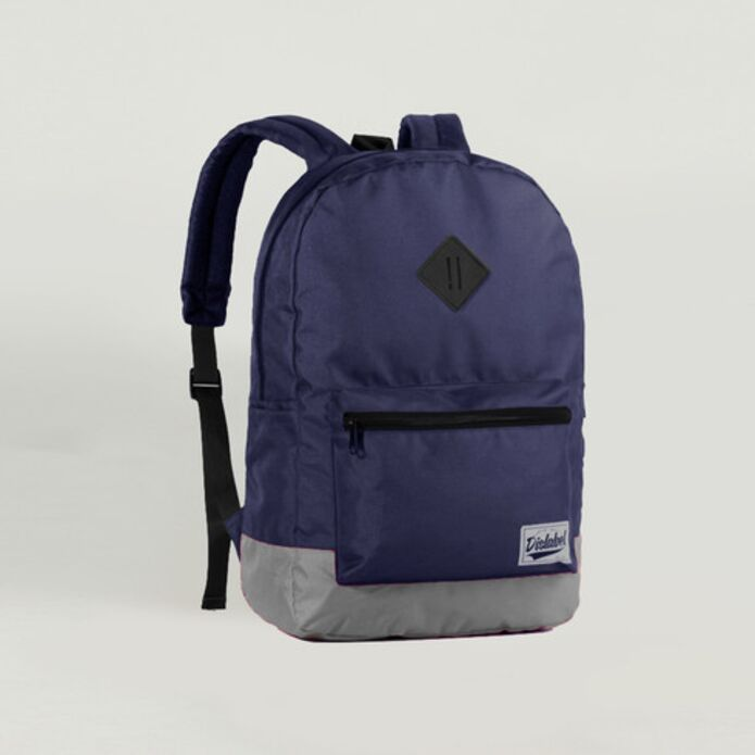 Рюкзак DISLABEL NVY/GRY